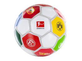 Derbystar Fussball BUNDESLIGA Clublogo Pro in Groesse 5
