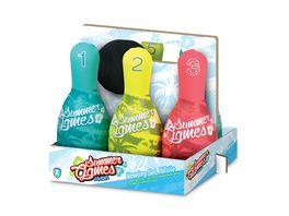 Xtrem Toys SUMMER GAMES Bowling Set 7teilig