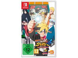 Naruto Shippuden Ultimate Ninja Storm 4 Road