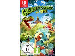 Gigantosaurus Das Spiel