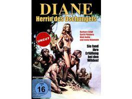 Diane Herrin des Dschungels Uncut