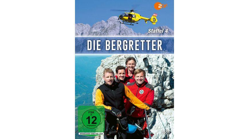 Die Bergretter Staffel 4 2 DVDs