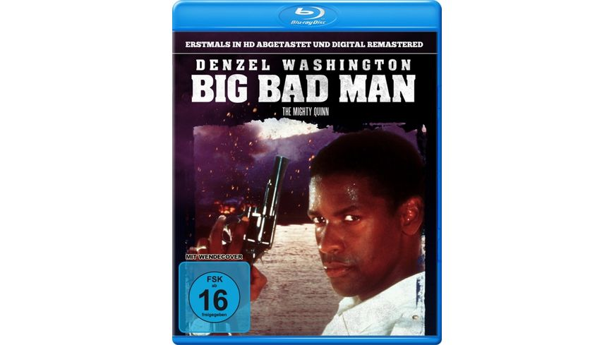 Big Bad Man uncut Kinofassung HD neu abgetastet