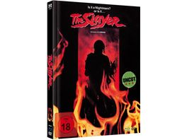 The Slayer Uncut Limited Mediabook Edition Blu ray DVD plus Booklet digital remastered