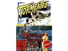 Tormented Turm der schreienden Frauen House on Haunted Hill Das Haus auf dem Geisterhuegel Uncut 2 DVDs