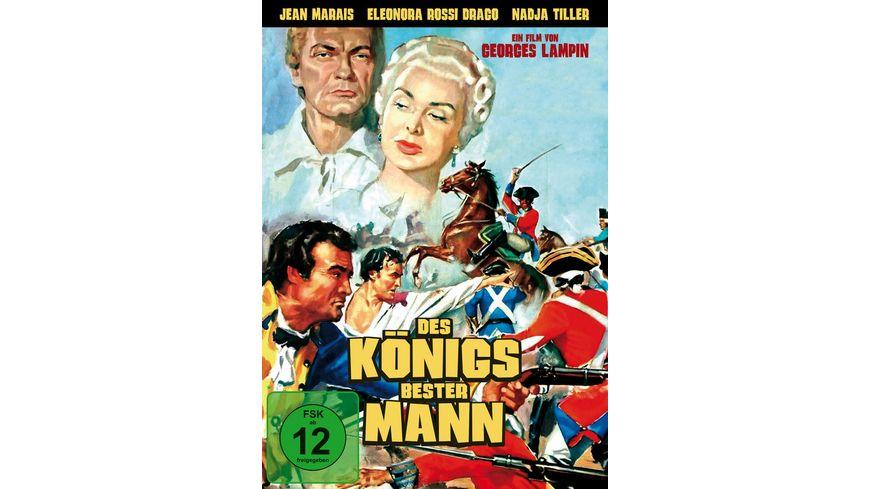Des Koenigs bester Mann mit Jean Marais
