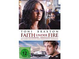 Toni Braxton Faith under Fire