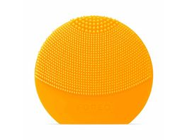 FOREO LUNA Gesichtsreinigungsbuerste play plus Sunflower Yellow