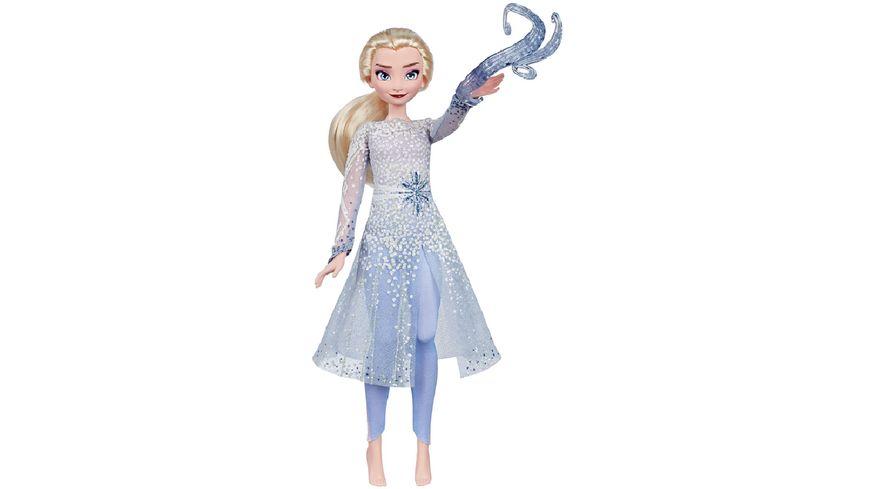 Hasbro Disney Die Eiskoenigin Elsas magische Enthuellung