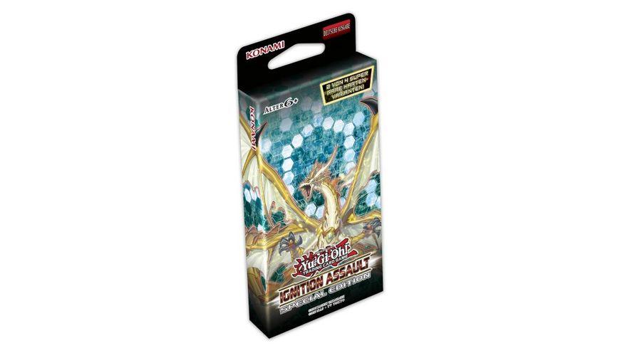 Yu Gi Oh Sammelkartenspiel Ignition Assault Special Edition