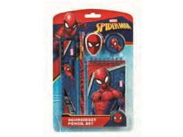 Undercover SPID0214 Spider Man Fun Notiz Set