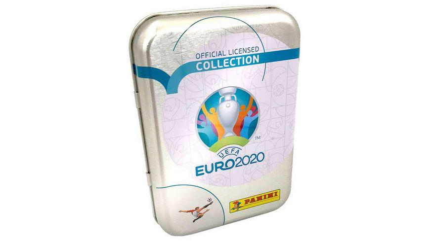 Panini EURO 2020 Adrenalyn XL Trading Cards - Pocket Tin
