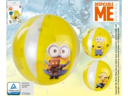 Happy People Minions Wasserball