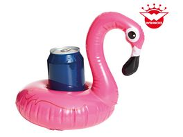 Happy People Getraenkehalter Flamingo