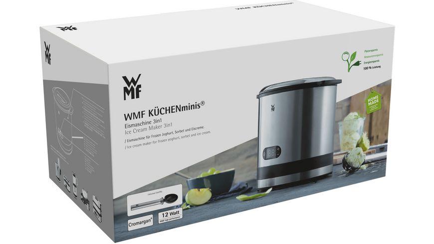 WMF Kuechenminis Eismaschine 3in1