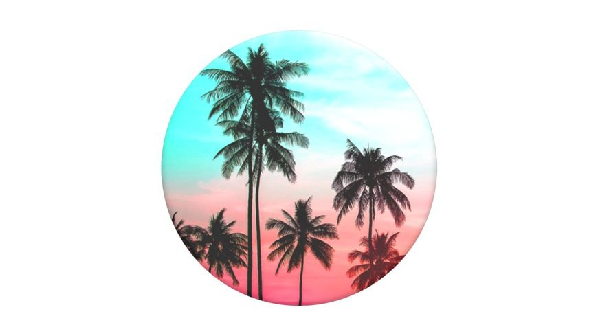 PopSockets PopGrip Tropical Sunset