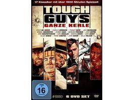Tough Guys Ganze Kerle Box 6 DVDs