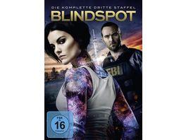 Blindspot Die komplette 3 Staffel 4 DVDs