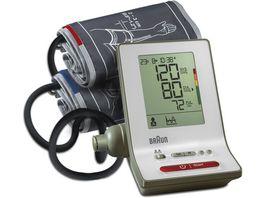 BRAUN Oberarm Blutdruckmessgeraet BP600