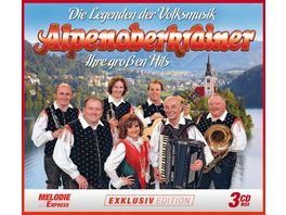 Die Legenden der Volksmusik Ihre grossen Hits