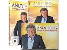 Erinnerungen an schoene Zeiten CD DVD Buch