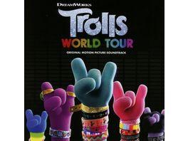 TROLLS World Tour Orig Motion Pict Soundtrack