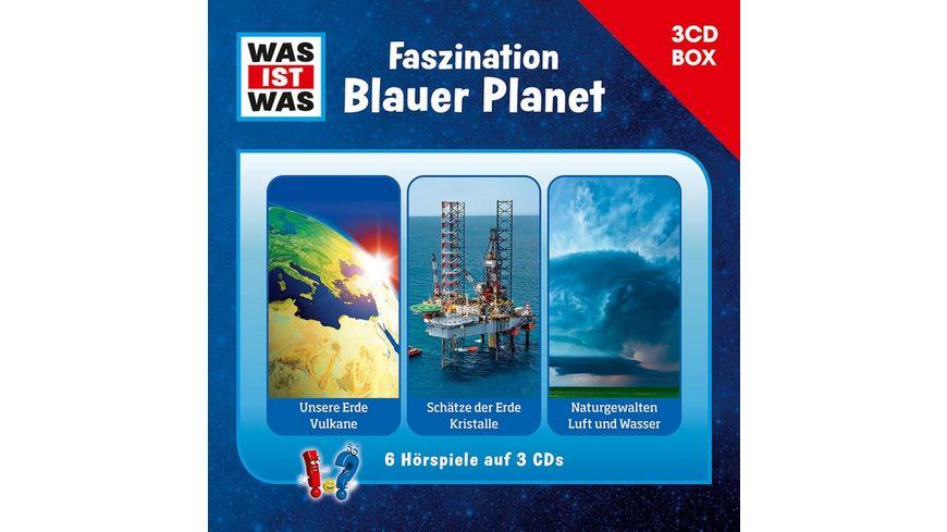 Was Ist Was 3 CD Hoerspielbox Vol 9 Blauer Planet