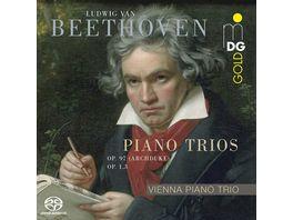 Klaviertrios op 1 3 op 97 Erzherzogtrio