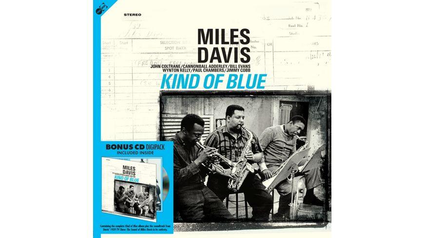 Kind Of Blue (180g LP+Bonus CD)