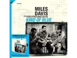 Kind Of Blue 180g LP Bonus CD