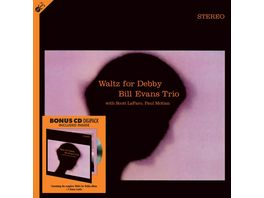 Waltz For Debby 180g LP Bonus CD