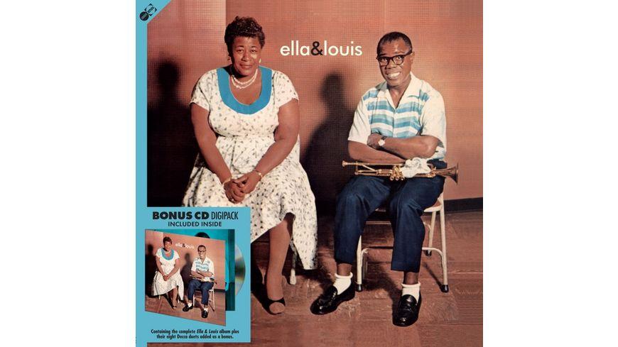 Ella Louis 180g LP Bonus CD