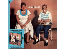 Ella Louis 180g LP Bonus CD