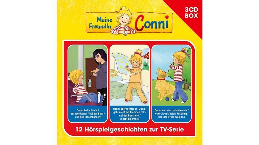Meine Freundin Conni 3 CD Hoerspielbox Vol 3