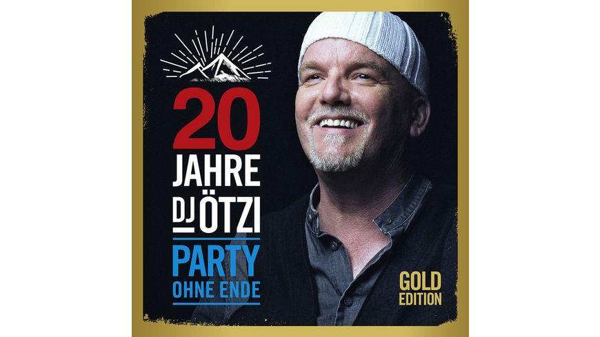 20 Jahre DJ Oetzi Party Ohne Ende Gold Edition