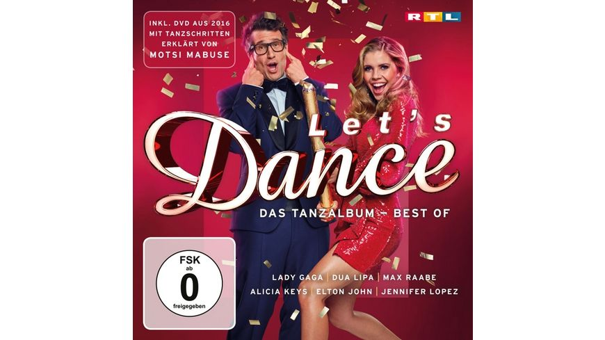 Let s Dance Das Tanzalbum Best Of