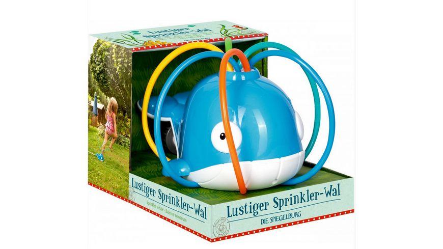 Die Spiegelburg Lustiger Sprinklerwal