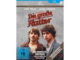 Die grosse Flatter Der komplette Dreiteiler HD Remastered Fernsehjuwelen