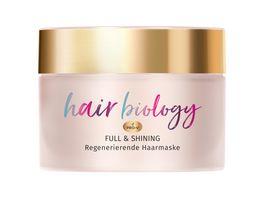 Hair Biology Haarmaske Full Shining
