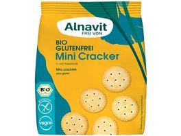 Alnavit Bio Mini Cracker glutenfrei