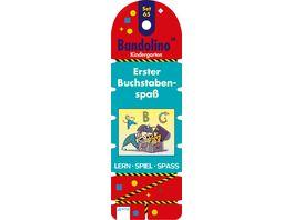 Erster Buchstabenspass Bandolino Set 65 Kindergarten