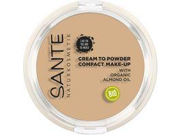 SANTE Compact Make up