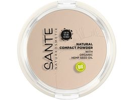 SANTE Natural Compact Powder