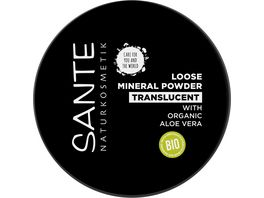 SANTE Loose Mineral Powder