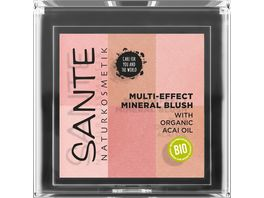 SANTE Multi Effect Mineral Blush