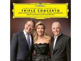Beethoven Triple Concerto Sinfonie 7