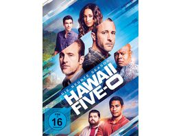 Hawaii Five 0 2010 Season 9 6 DVDs