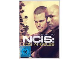 Navy CIS Los Angeles Season 10 6 DVDs