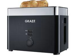 Graef Toaster 2 Scheiben TO 62