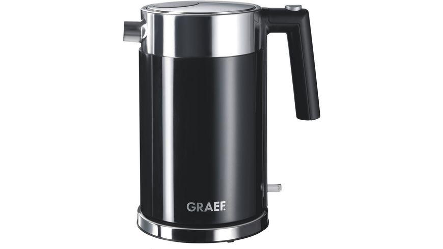 GRAEF Wasserkocher WK 62, 1,5 l